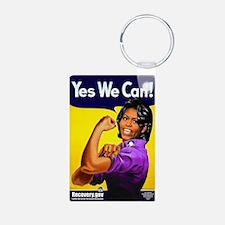 Michelle Obama Keychains