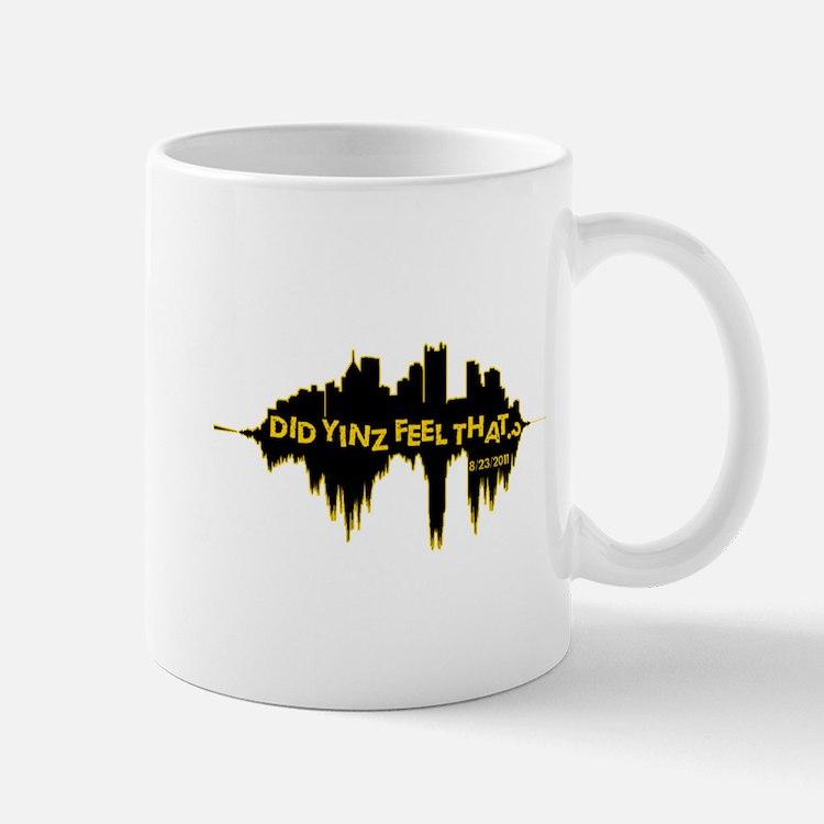 Did Yinz Feel That Mug