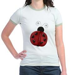 Cute Red Ladybug T