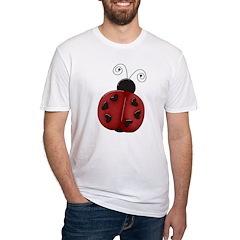 Cute Red Ladybug Shirt