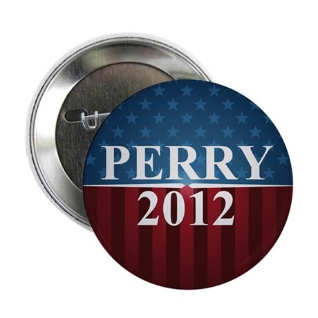 "Perry 2012 2.25"" Button (10 pack)"