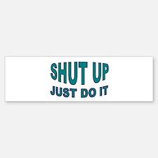 GO DO IT Bumper Bumper Sticker
