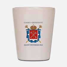 St. Petersburg Shot Glass