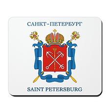 St. Petersburg Mousepad