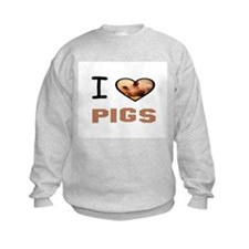 Unique Pig pen Sweatshirt
