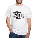 S&MJ's White T-Shirt