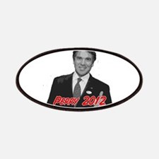 Perry 2012 Patches