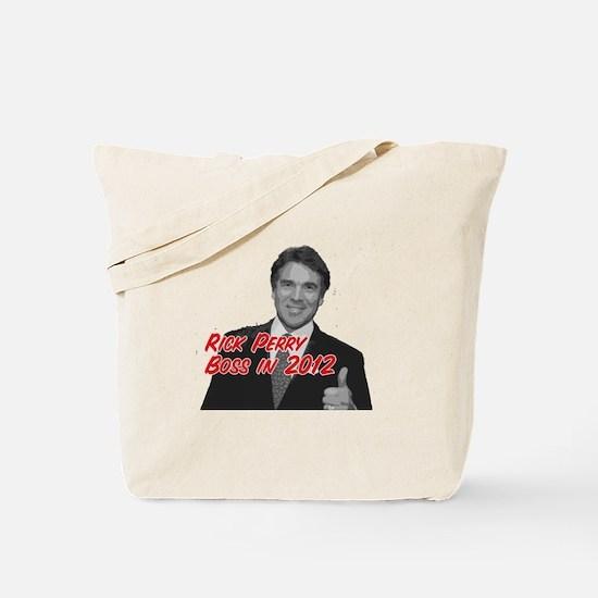 Perry 2012 Tote Bag