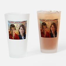 Palin Bachmann Drinking Glass