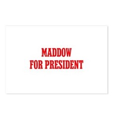 Maddow for President Postcards (Package of 8)