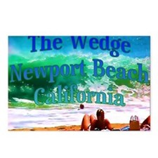 The Wedge Postcards (Package of 8)