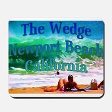 The Wedge Mousepad