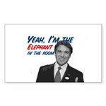 Rick Perry 2012 Sticker (Rectangle 50 pk)
