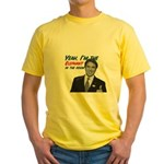 Rick Perry 2012 Yellow T-Shirt