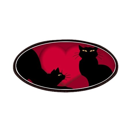 cat lover Patches