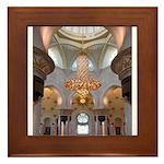 Sheikh Zayed Grand Mosque Men Framed Tile