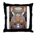 Sheikh Zayed Grand Mosque Men Throw Pillow