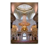 Sheikh Zayed Grand Mosque Men Postcards (Package o