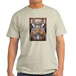 Sheikh Zayed Grand Mosque Men Light T-Shirt