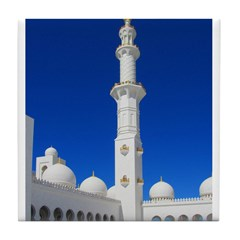 Sheikh Zayed Grand Mosque Min Tile Coaster