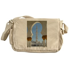 Sheikh Zayed Grand Mosque Pra Messenger Bag