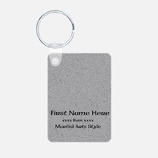 Horace Quote on back Keychains