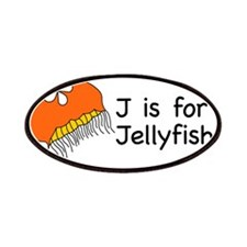 J is for Jellyfish Patches