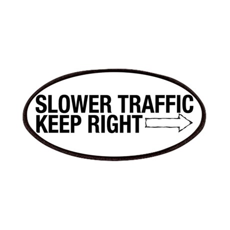 Slower Traffic Patches