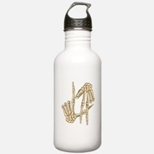 L.A to the Bone Los Angeles Water Bottle