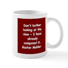 Gustav Mahler Mug