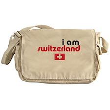 I Am Switzerland Messenger Bag