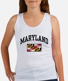 Maryland Women's Tank Top