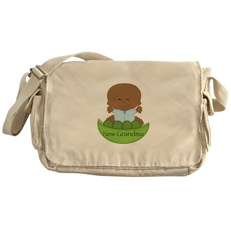 New Grandma (AA Boy) Messenger Bag