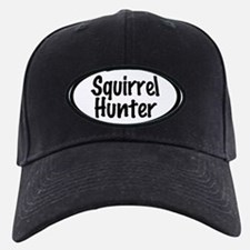 Squirrel Hunter Baseball Hat