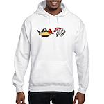 Pi & Pie Pirates Hooded Sweatshirt