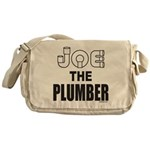 JOE THE PLUMBER Messenger Bag