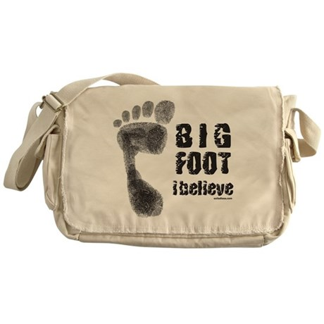 BIGFOOT/YETI Messenger Bag