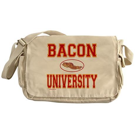 BACON/PORK Messenger Bag