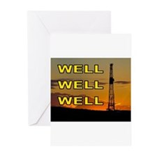 DRILL DRILL DRILL Greeting Cards (Pk of 20)