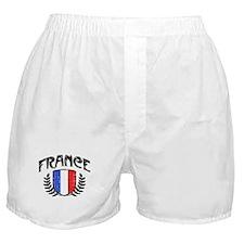 France Boxer Shorts