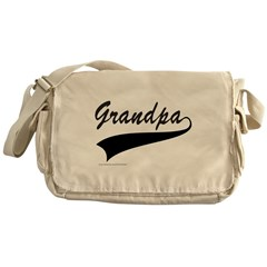 GRANDPA Messenger Bag