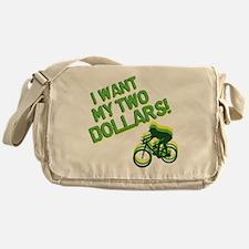 Better Off Dead Messenger Bag
