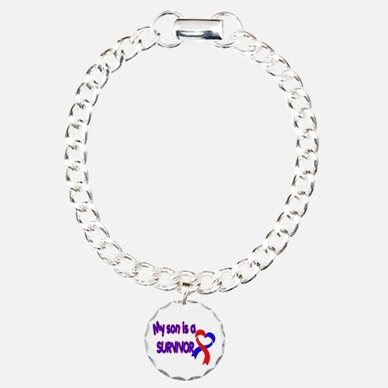 Son CHD Survivor Bracelet