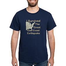 Shaky City T-Shirt