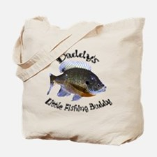 Daddy's buddy Tote Bag