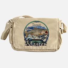 Trout Master Messenger Bag