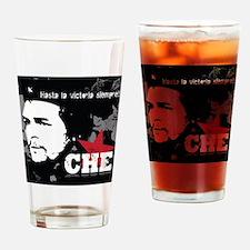 Cute Fidel Drinking Glass