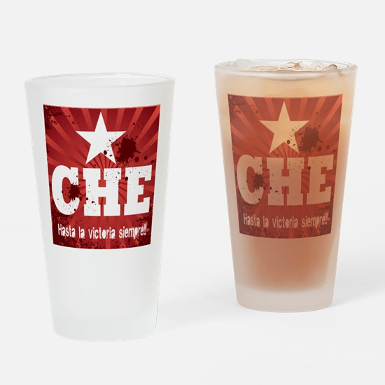 Cool Che guevara Drinking Glass