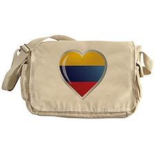 CORAZON COLOMBIA Messenger Bag