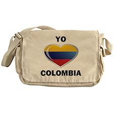YO AMO COLOMBIA Messenger Bag